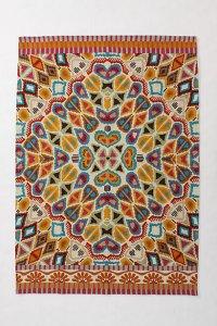 anthro flutter rug