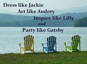 dress like jackie party like gatsby
