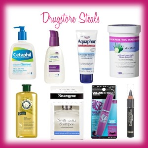 drugstore steals