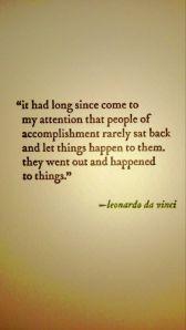 people of accomplishment