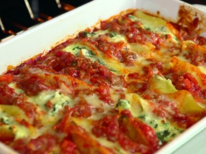 picture stuffed shells