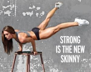 strong is new skinny